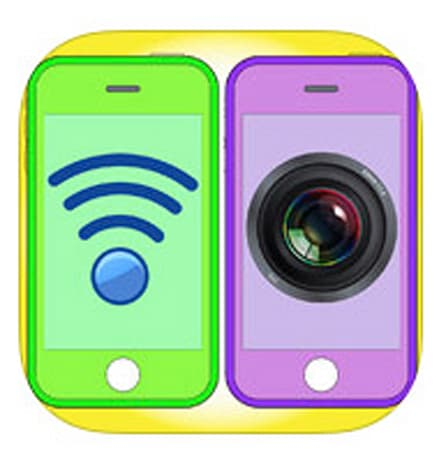 iSelfie: a remote control for your iOS camera