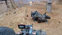 'Star Wars: Rogue One' sizzle reel loves practical effects