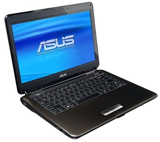 ASUS K Series K40IN-A1 laptop hits the US