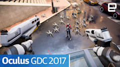 Oculus shows off upcoming VR titles at GDC 2017