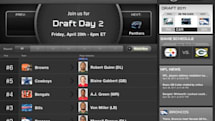 NFL Mobile apps bring the draft to you live tonight on iPhone, iPad and Android
