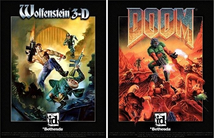 id releases source codes for Wolfenstein 3D Platinum and Doom Classic