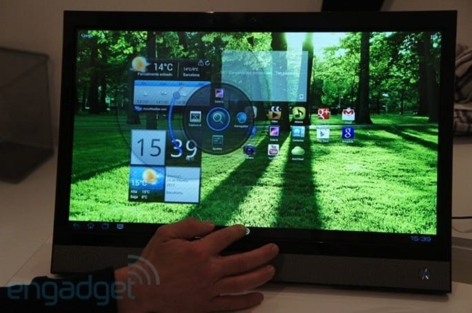 Acer intros its first Android-based all-in-one, the Smart Display DA220HQL (hands-on)