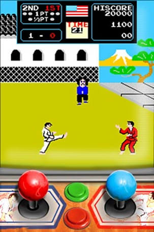 Karate Champ, Amiga games coming soon to iPhone