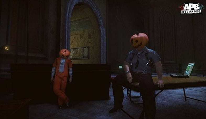 APB: Reloaded previews new map for Halloween festivities