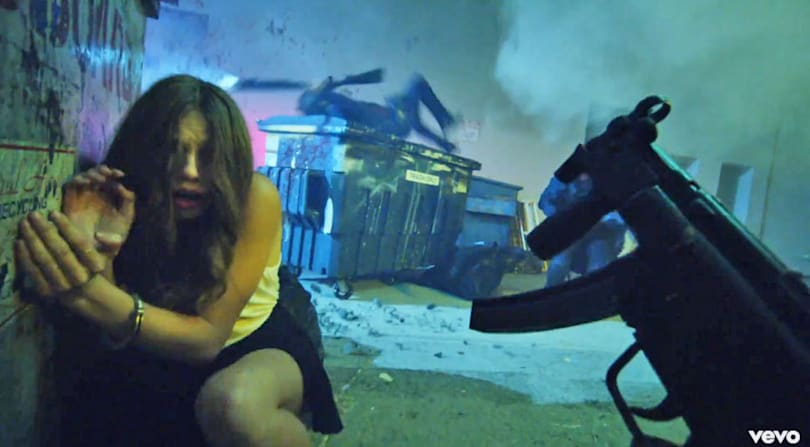 The Weeknd's new music video is the FPS you never wanted to play