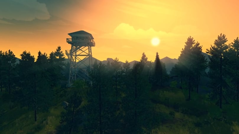 'Firewatch' comes to Xbox One on September 21st with bonus modes