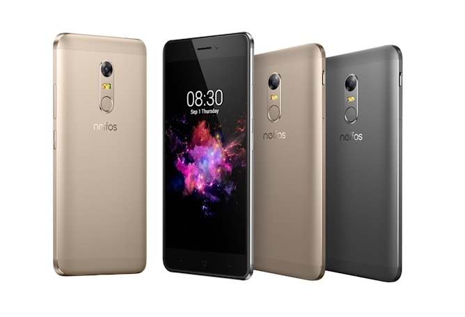 TP-Link's latest Neffos smartphones are its most ambitious yet