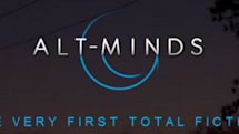 Alt-Minds is a 'transmedia fiction' from Amy publishers, coming November 5