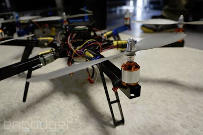 Dronecode alliance aims to get more UAVs into the sky