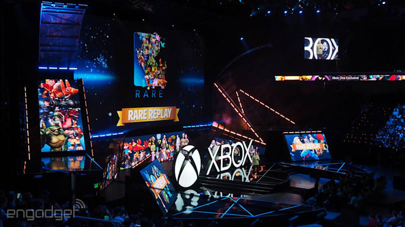 'Rare Replay' puts 30 classic games on your Xbox One this August