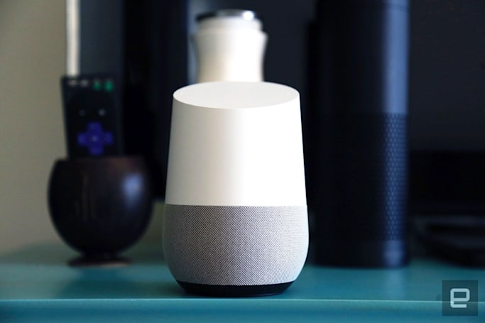 Use Google Home to control WeMo and Honeywell connected devices