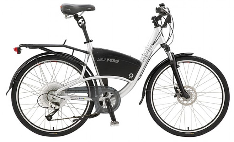 OHM Cycles rolls out new line of electric-assist hybrid bicycles
