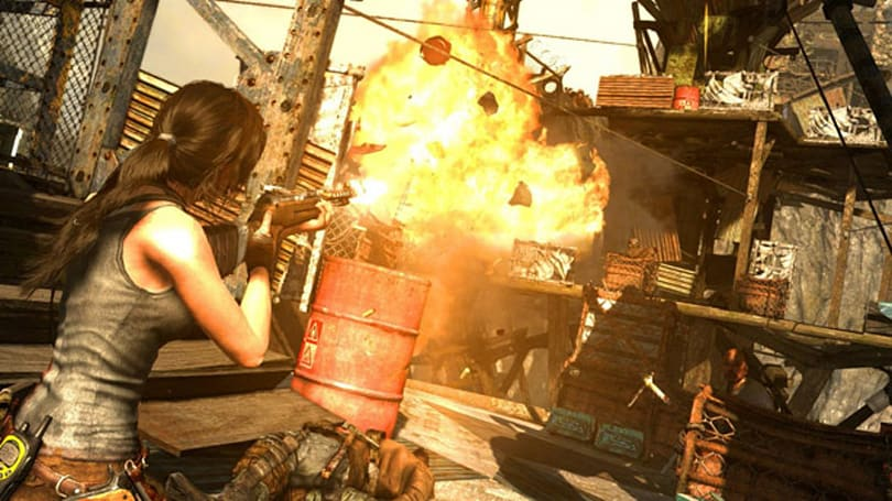 Tomb Raider: DE, Dark Souls 2 drop to $20 each on Amazon