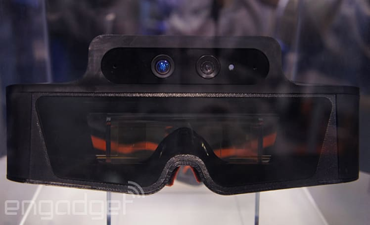 Meta's augmented reality glasses are almost ready for developers