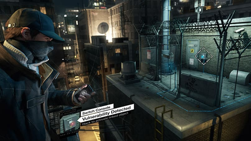 Watch Dogs breaks day-one sales record for Ubisoft