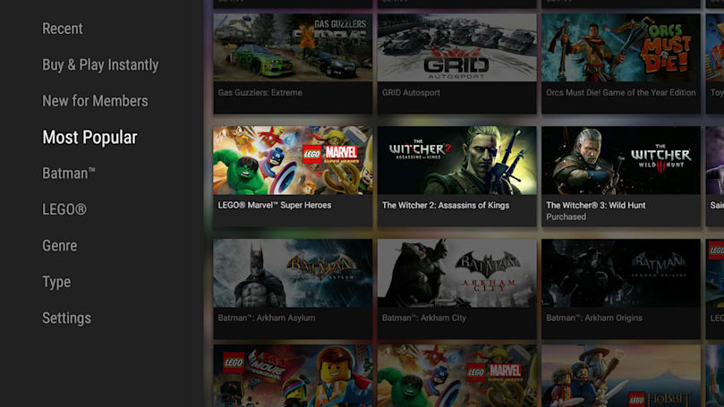 GeForce Now puts PC games on your NVIDIA device for $8 per month