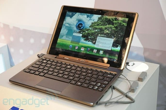 ASUS to debut Eee Pad Transformer in Taiwan this Friday, Honeycomb confirmed (updated: coming to US in early April)