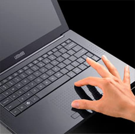 Synaptics intros ClickEQ, multi-finger TouchPad-IS trackpad solutions
