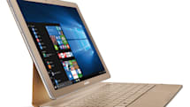 Samsung introduces a gilded, more powerful Galaxy TabPro S