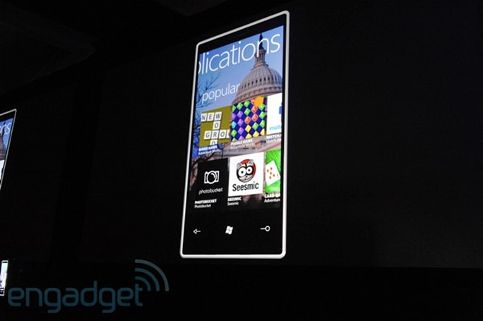 Confirmed: Marketplace will be the only way to get apps on Windows Phone 7 Series