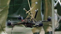 Swarming quadrocopters complete trial recon mission for Japanese police (video)