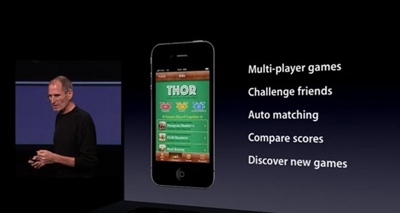 Download iOS 4.1 now, get Game Center (on your compatible iProduct)