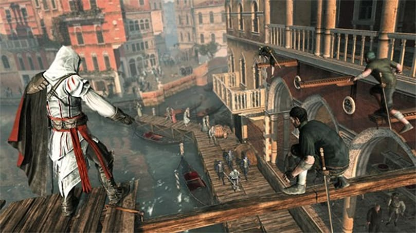JoyStats: 40% of players finished Assassin's Creed 2 campaign