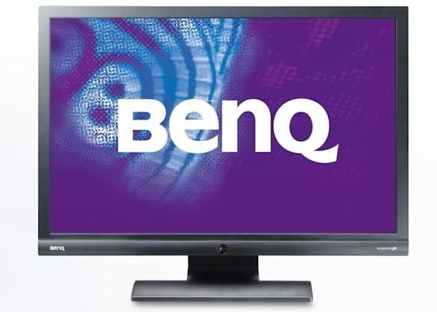BenQ goes for the kitchen sink approach with new line of 16:9 monitors