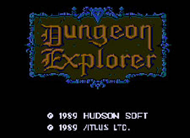 Dungeon Explorer leads trio of VC Monday releases