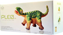 Pleo RB robosaur now on sale for $469, Christmas now cleared to take place