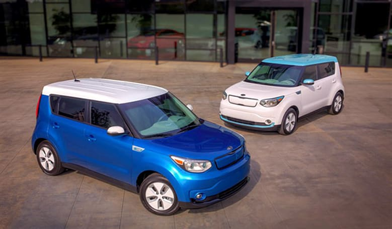 Kia debuts city-only Soul EV at Chicago Auto Show