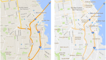 Google Maps now highlights busy neighborhoods