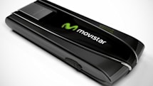 Novatel's Ovation MC545 modem suggests extremely fast things come in small packages