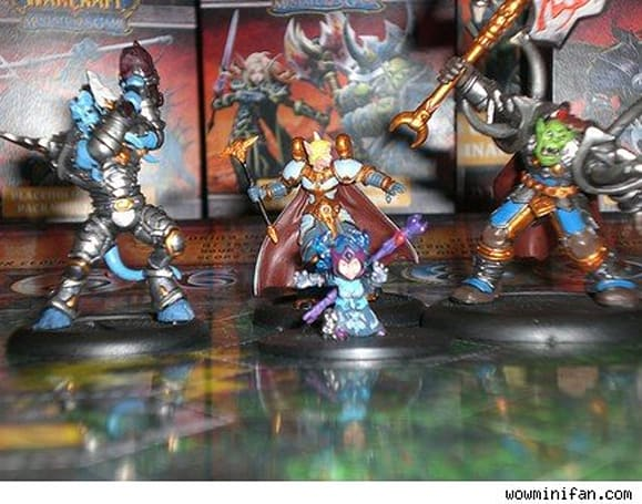 New York Toy Faire previews the WoW mini game