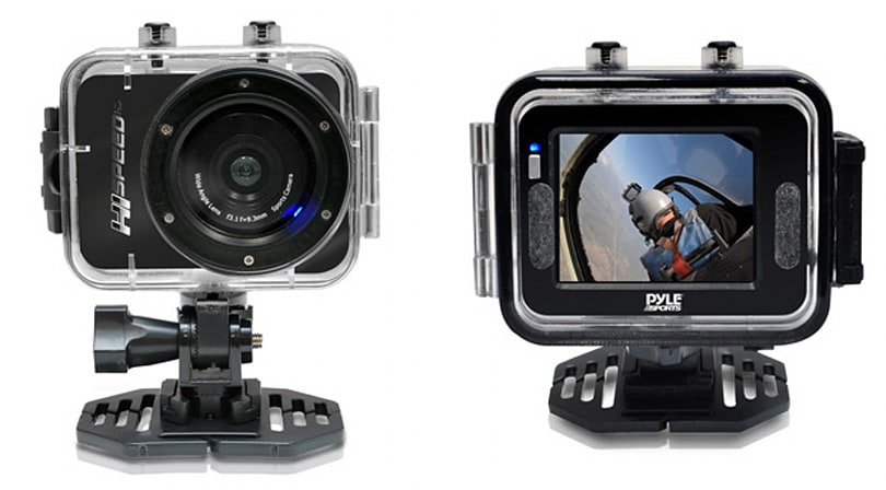 Pyle announces Hi-Speed HD Sports Camera