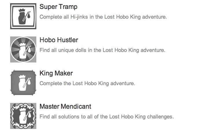 Stacking DLC to focus on The Lost Hobo King