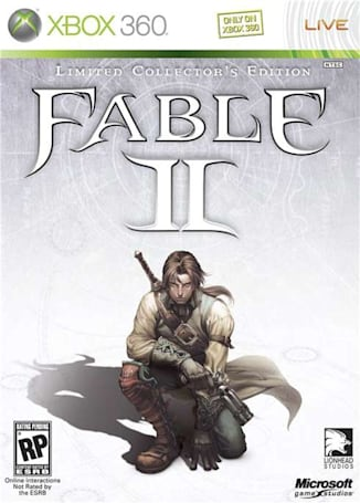 Joyswag regift giveaway: Fable 2 Limited Edition