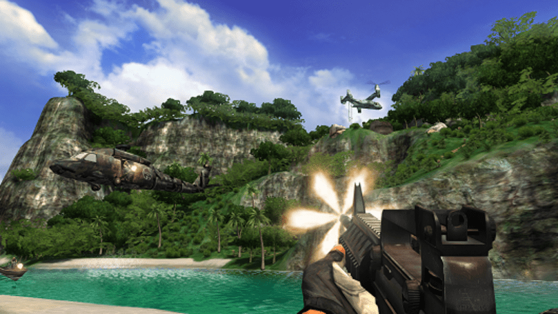 Far Cry Classic landing on US shores next week