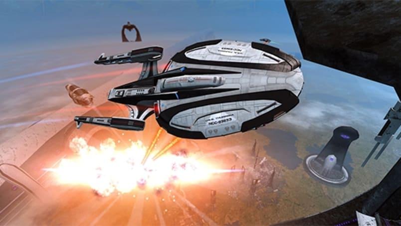 Star Trek Online exceeds bonus XP barrier this weekend
