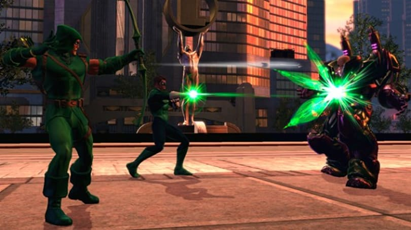 Fan Faire 2010: DCUO panel video offers more superpowered info
