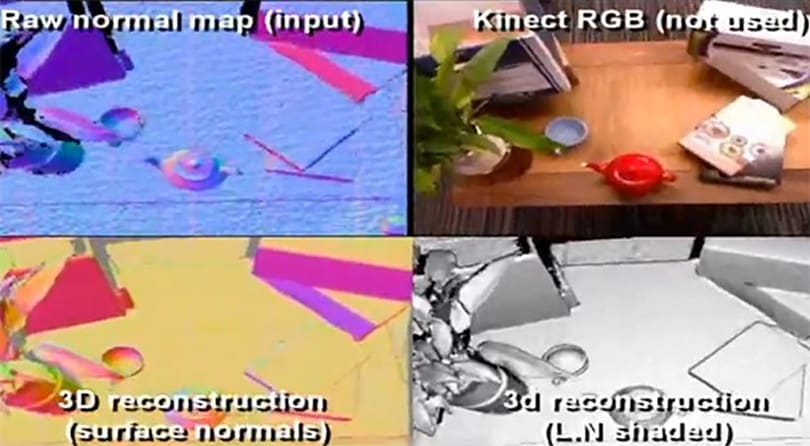 Kinect Fusion tool coming to Kinect for Windows SDK, will help devs create 3D models