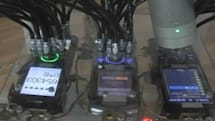 Man builds machine to push phone buttons from half a world away (video)