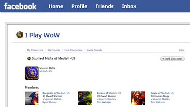 15 Minutes of Fame: I Play WoW for Facebook