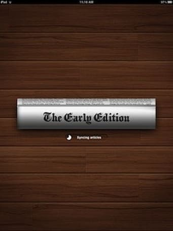 Early Edition 2 rebuilt, offers Google Reader sync, UI changes, more