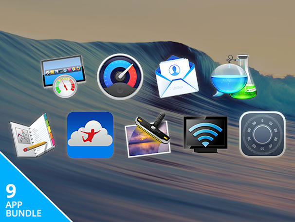 The Mac Essentials bundle: buy one app, get eight free