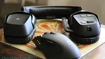 Logitech G700 mouse and G930 headset review