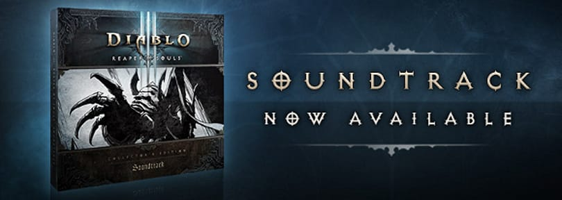 Diablo III: Reaper of Souls soundtrack now available online