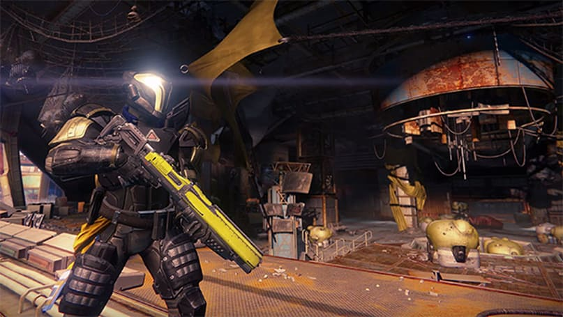 Destiny designer offers a guided tour of the game's loot