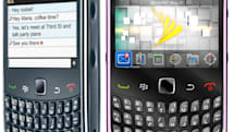 Sprint gets a BlackBerry Curve 3G of its own, going for $50 on contract
